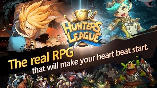 Hunters League for Android