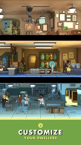 Fallout Shelter for Android